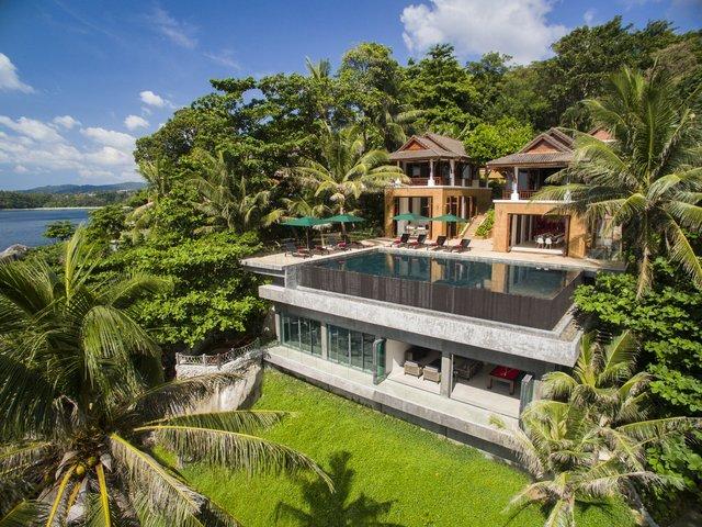 Villa sunyata phuket thailand