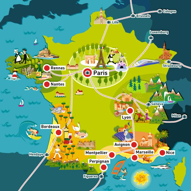 Paris Main Attractions In One Day: Paris Is The Capital And The Most Populous City Of France