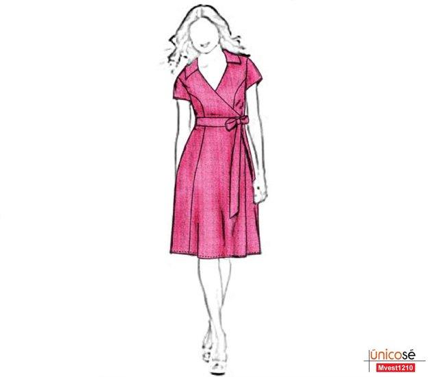 La Importancia de los detalles + Patrón descargable gratis vestido ...