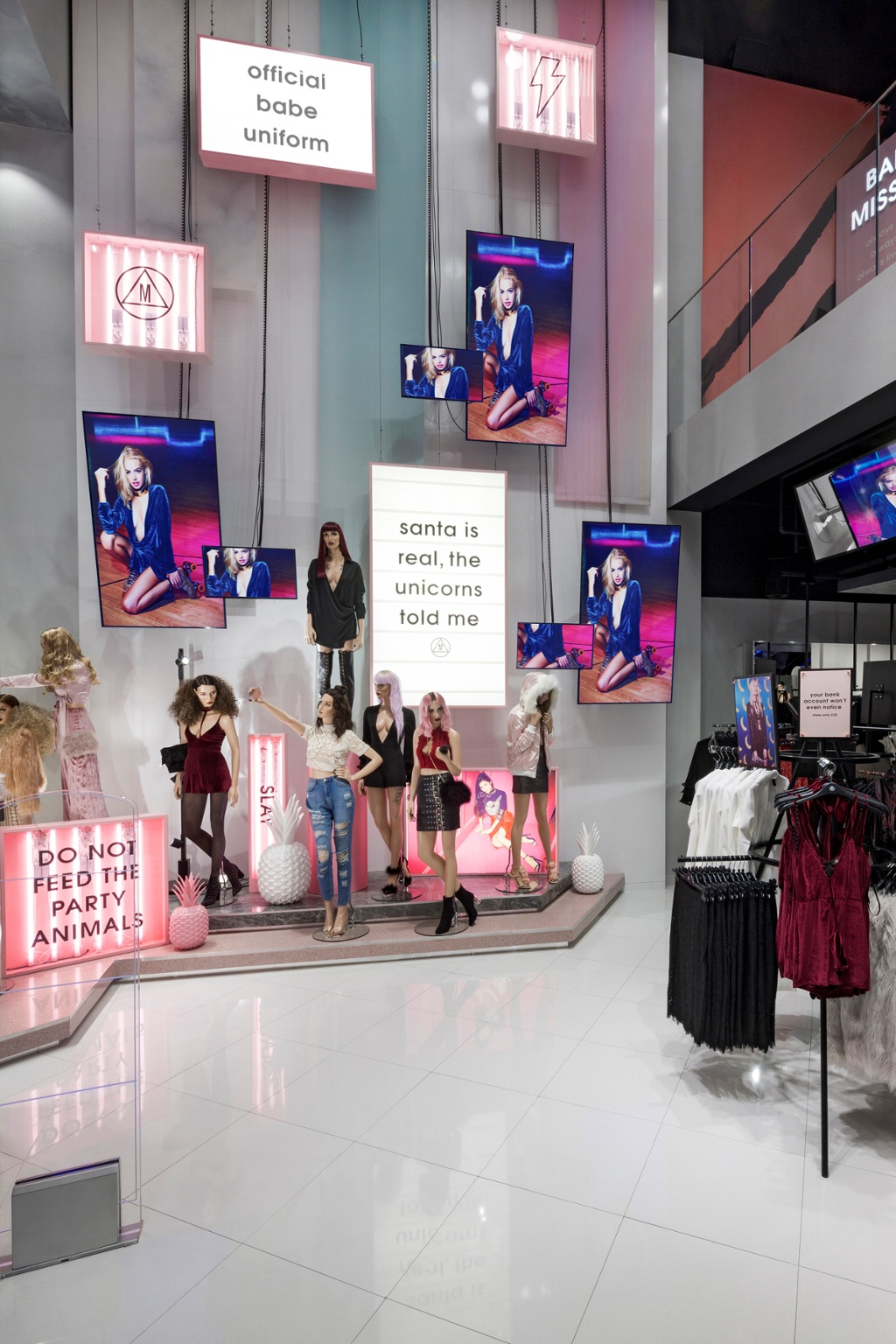 In Picture: Missguided's retail debut in London