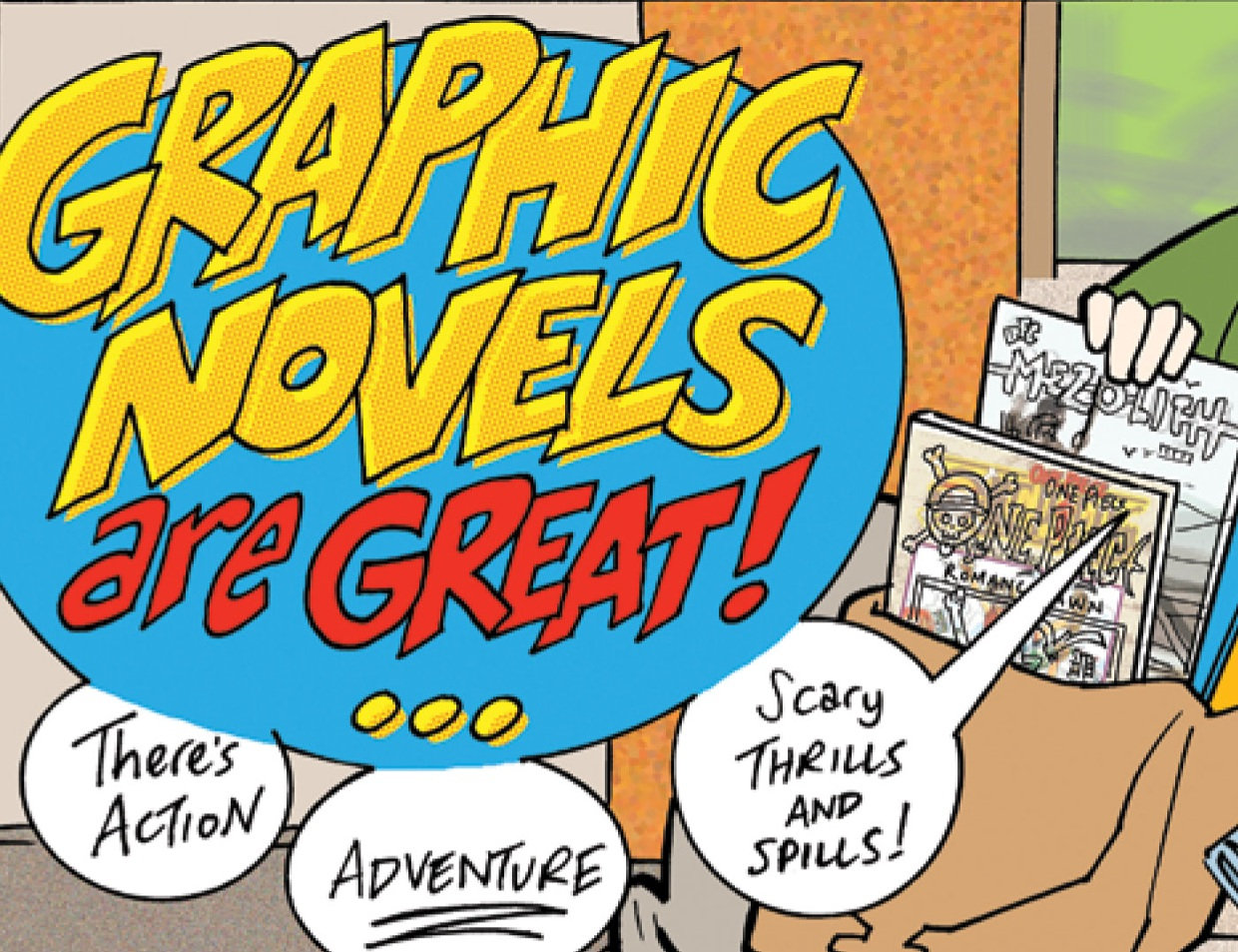 Graphic Novels Curation Tool