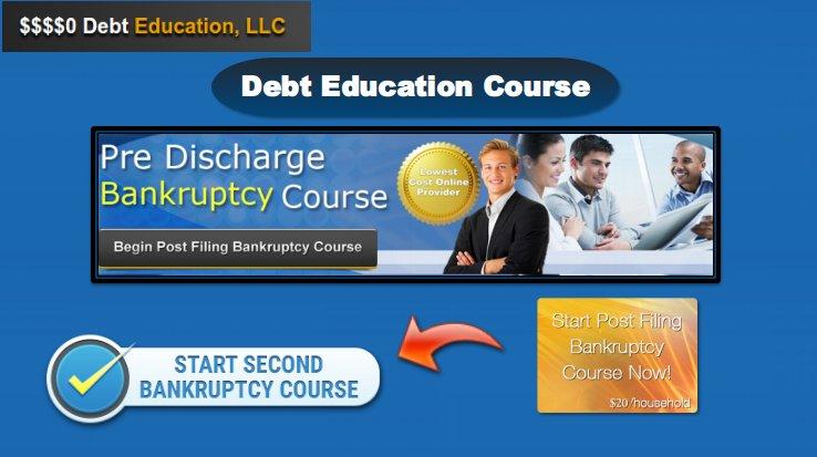 Debtors Course of Debt Education