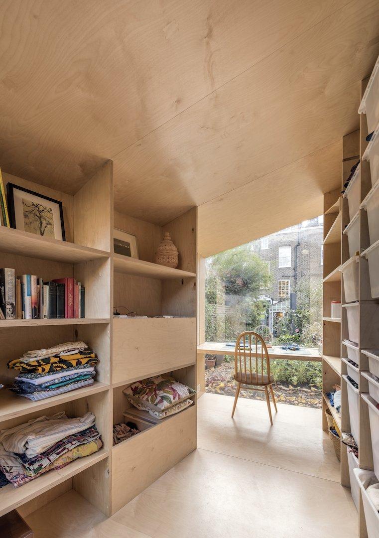 The Rug Room office by Nic Howett