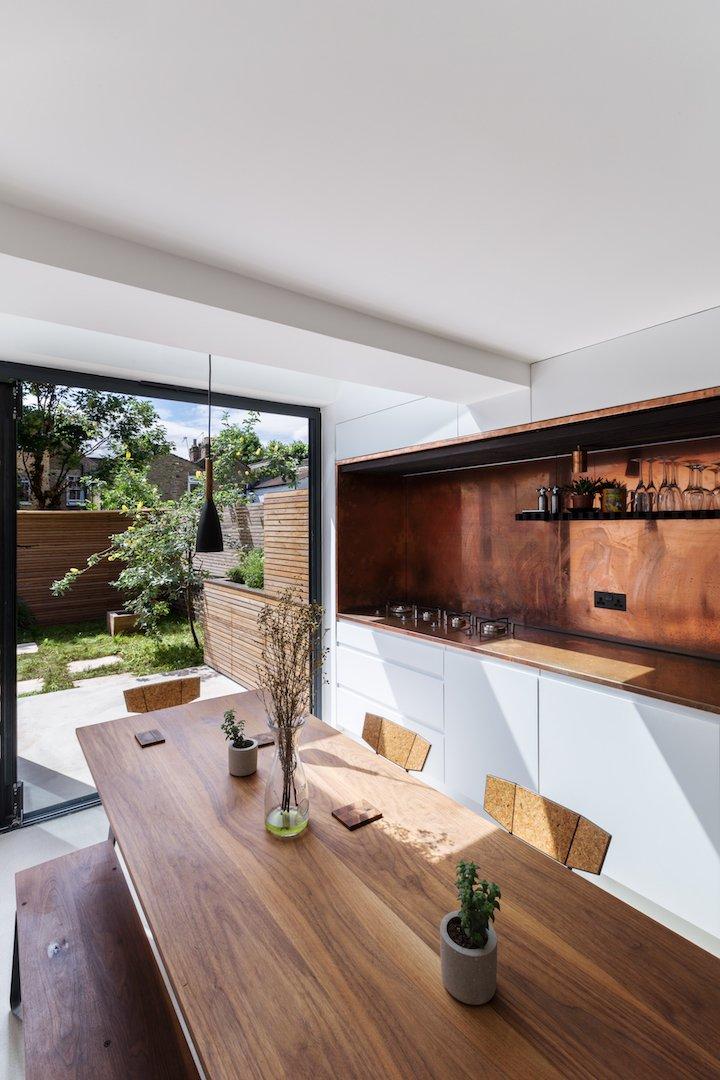 Sunken Bath Project kitchen by Studio 304 Architecture
