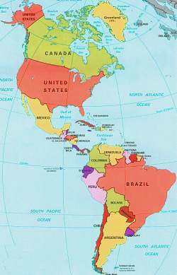 La popolazione americana molto eterogena i colonizzat - Mappa messico mappa da colorare pagina ...