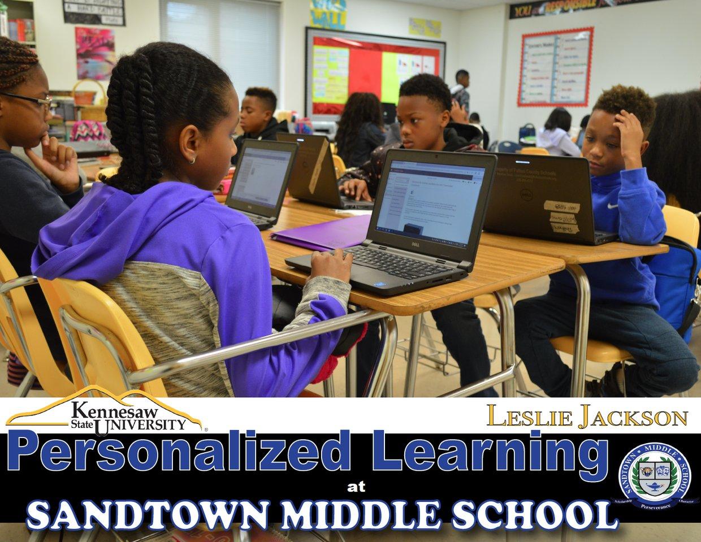 Leslie Jackson  |  Sandtown MS  |  KSU