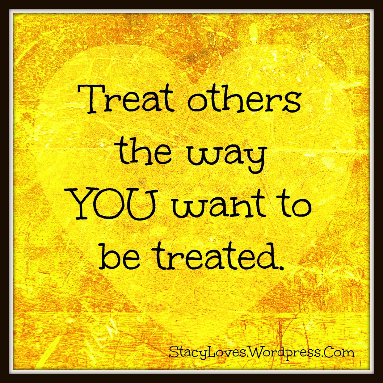 Image result for treat others how you want to be treated