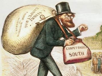 Carpetbagger Were Northerners Who Came To The South For G