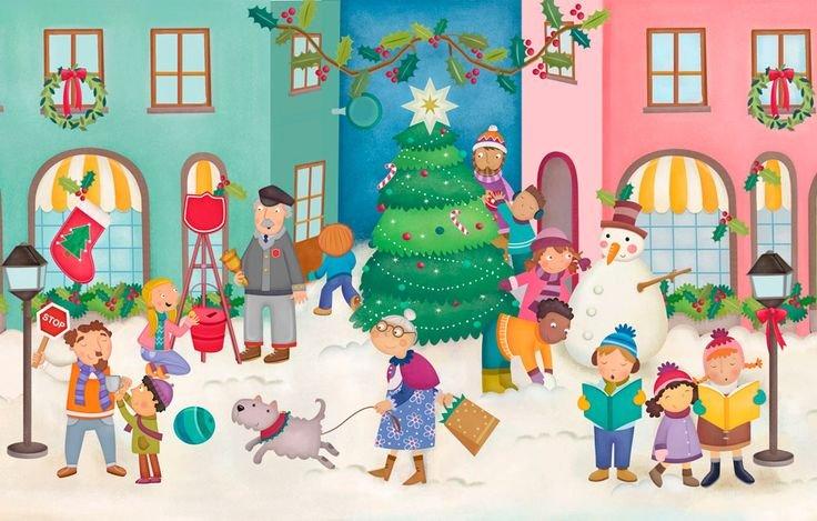 Kerstboom Of Dennenboom Kerstsok Kerstkoor Kerstkrans