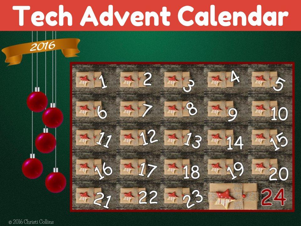 Tech Advent Calendar