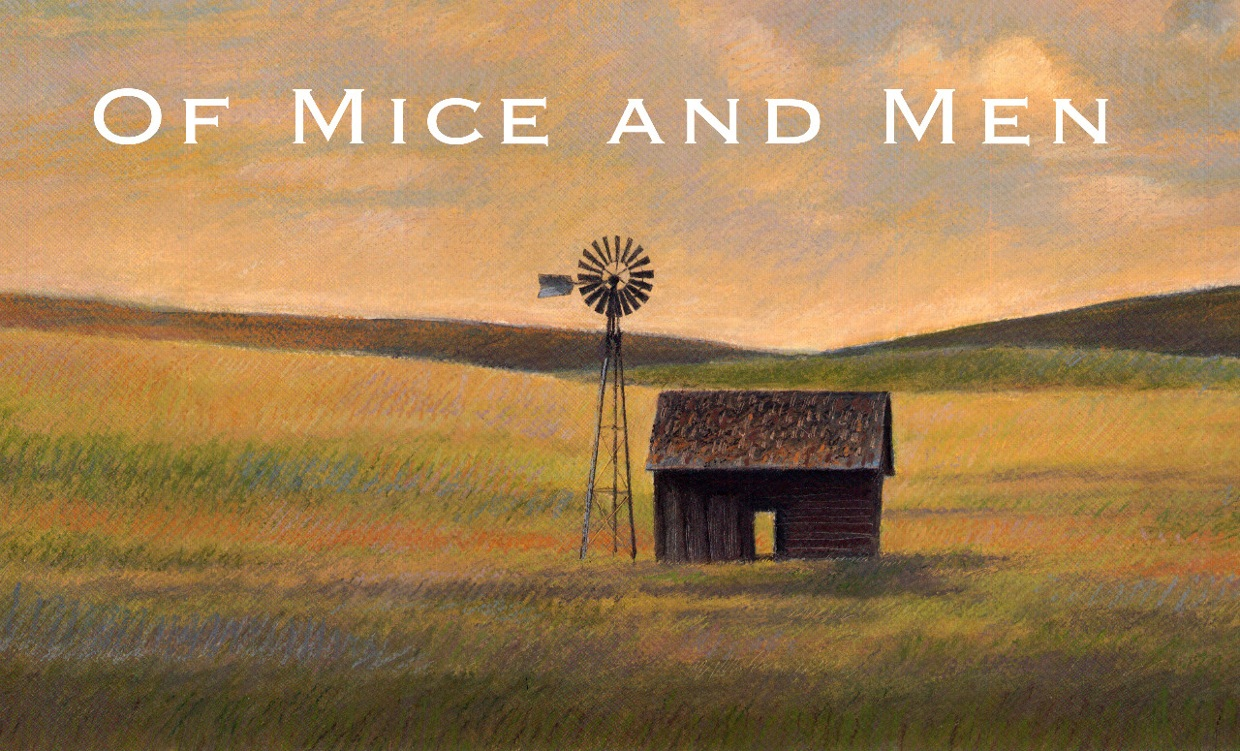 """Of Mice and Men Background"""