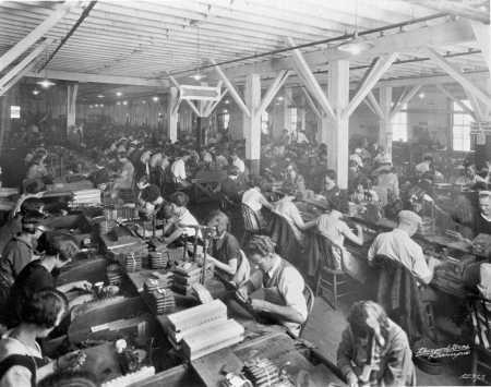 workers during early 1900s Wages and working conditions this article describes how they changed for the typical us worker during the back in 1900 half of all worker deaths occurred.