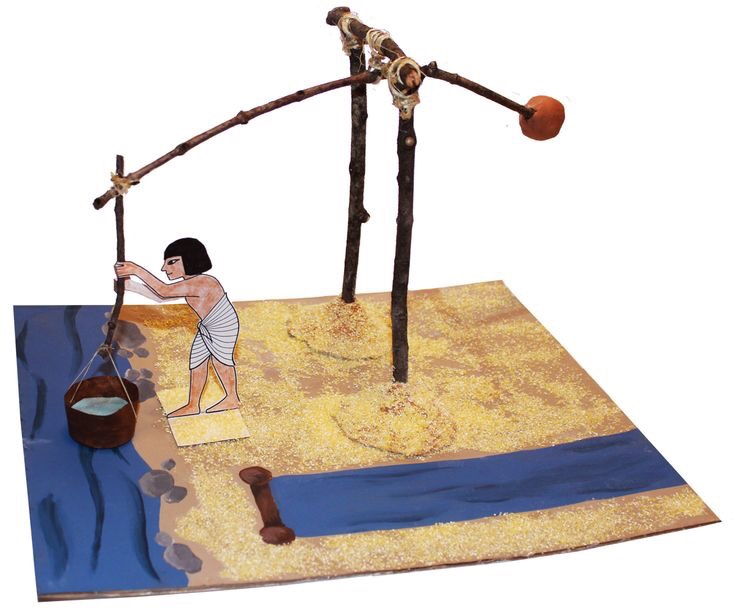 Ancient Egyptian Water Exploration