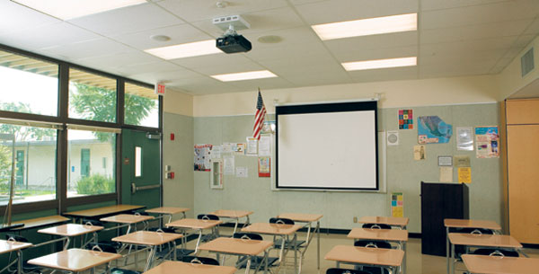Classroom Design For High School ~ Home made hd multimedia projector mutimedia