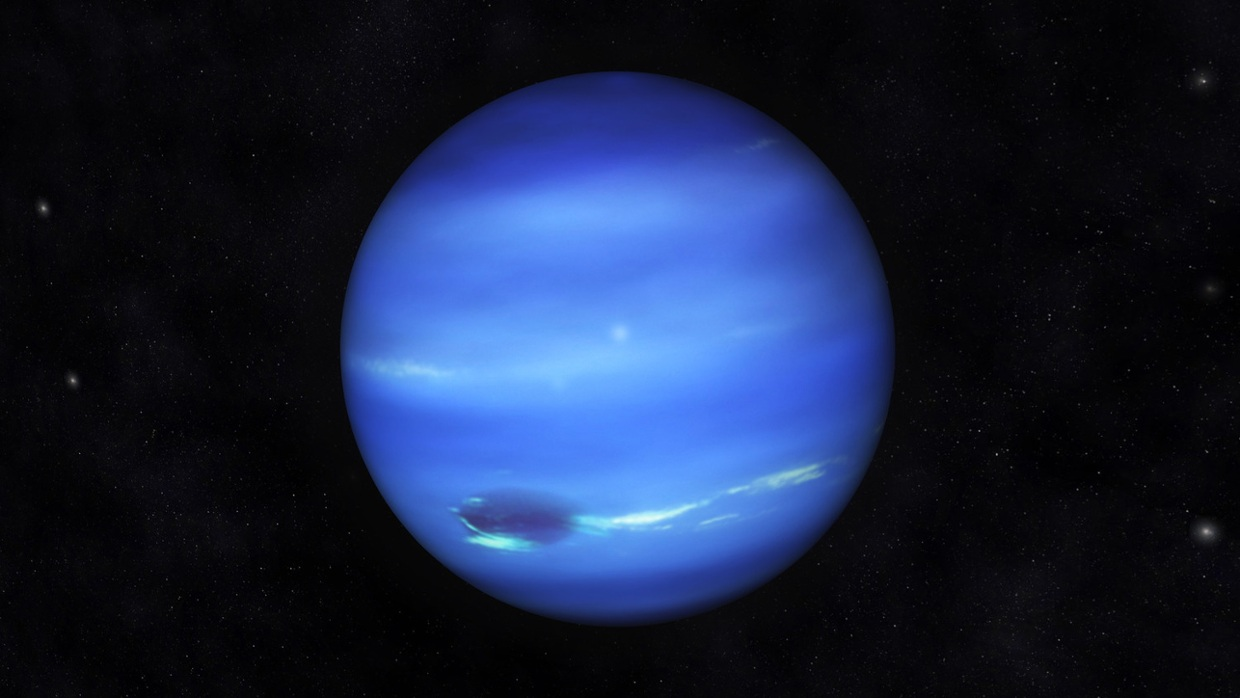 Facts about the planet Neptune - ThingLink