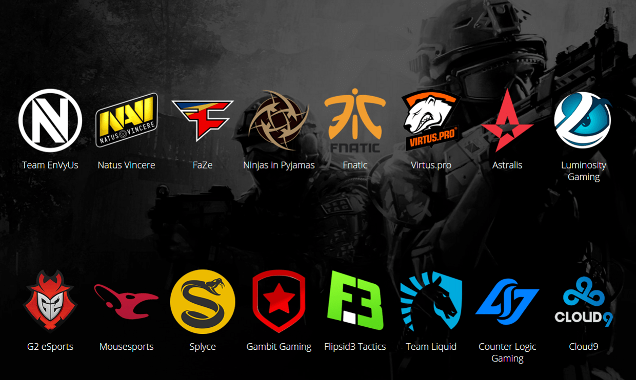 Cs Go Teams
