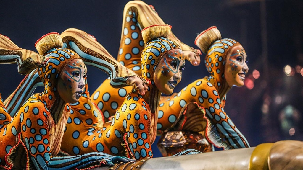 Live review: Cirque Du Soleils Kurios - Cabinet of