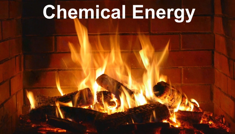 Chemical Energy By Hailey