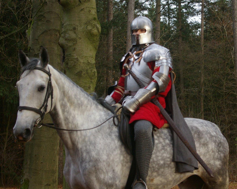 Ridders en kastelen de ridder thinglink for Werkbladen ridders en kastelen