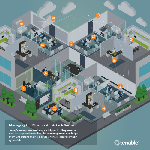 Tenable Unveils SaaS Platform that Redefines Vulnerability