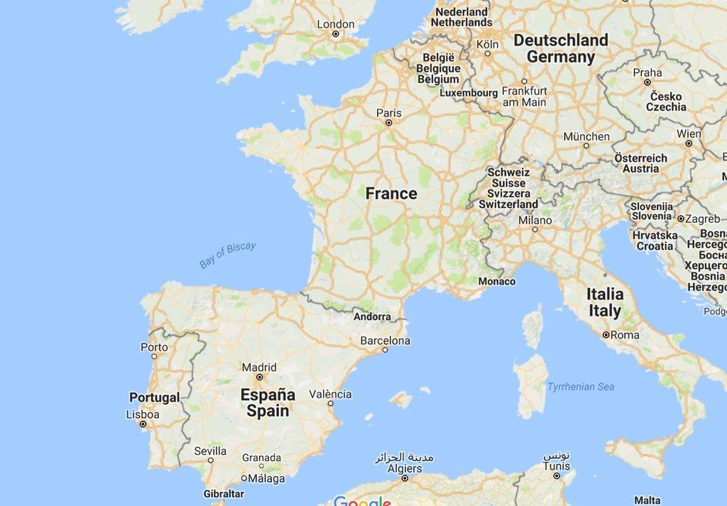 Etelä-Eurooppa