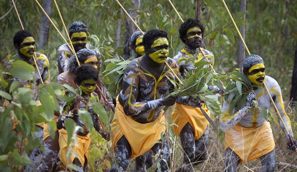 almost 50 of white australians believe aboriginal people