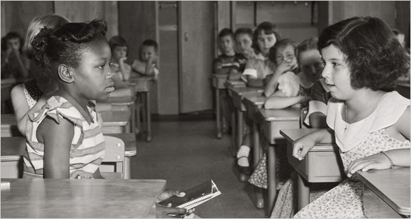 inequality and segregation of the lower class blacks in the american education system