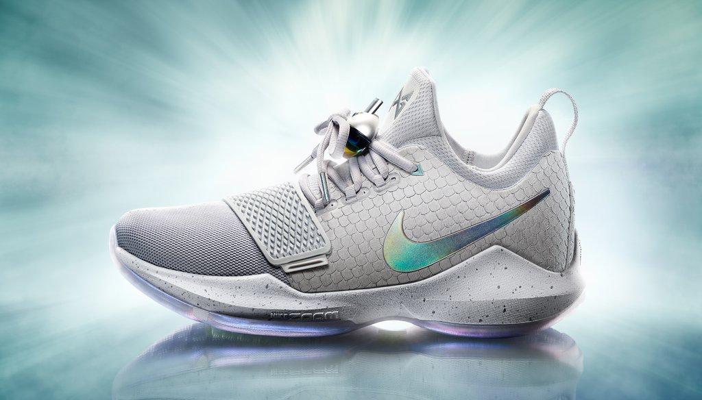 23fb29025ad2 Paul George Nike Signature Sneaker Interview