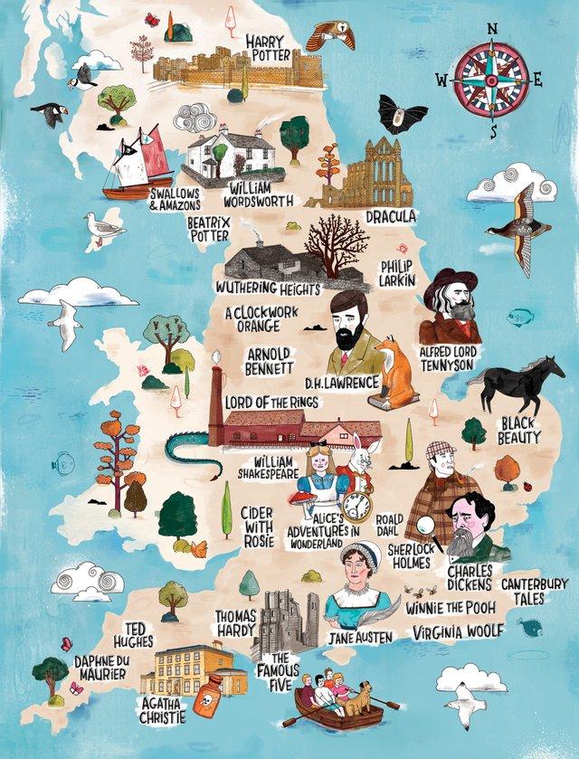 Explore England's literary hotspots | VisitEngland