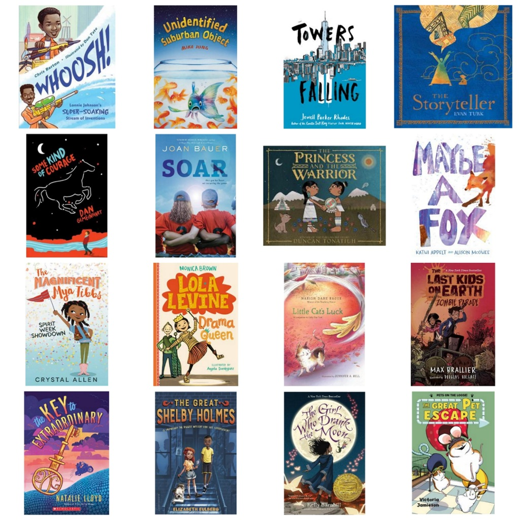 Library 2017 2018 Lone Star Book Trailers