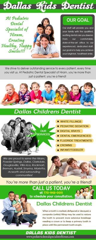 Dallas Pediatric Dentist - ThingLink