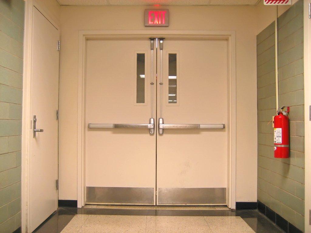 Fire Doors Explained A Beginner S Guide