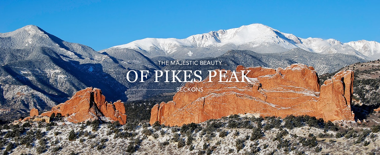 Pikes Peak And The Garden Of The Gods National Park Thinglink