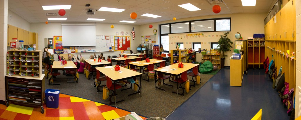 Beautiful Elementary Classrooms ~ My perfect school by amber patterson thinglink