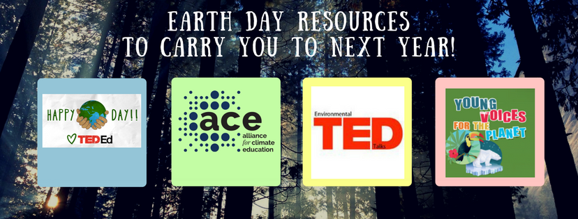 Earth Day Resources to Carry You To Next Year