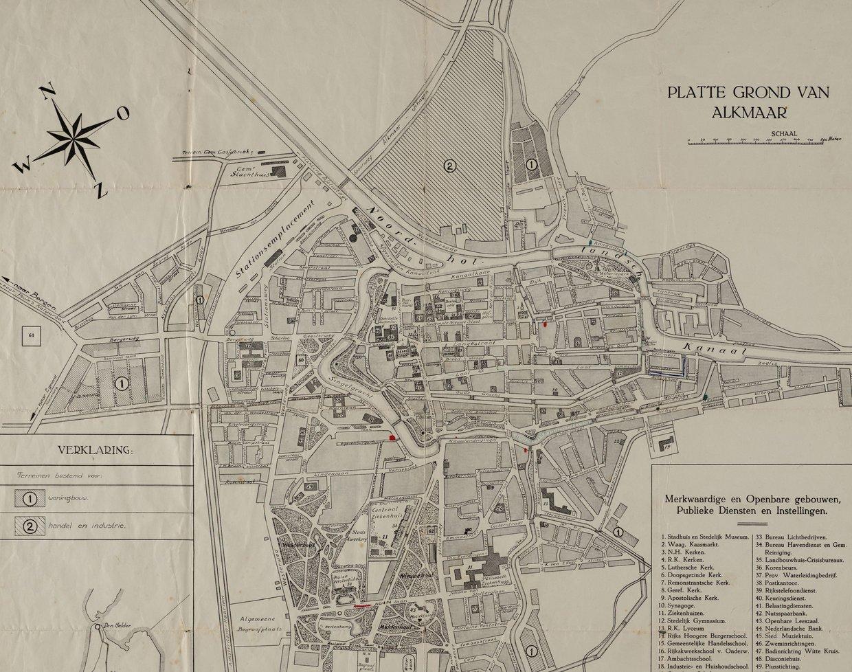 '40 - '45: wat gebeurde er in Alkmaar?