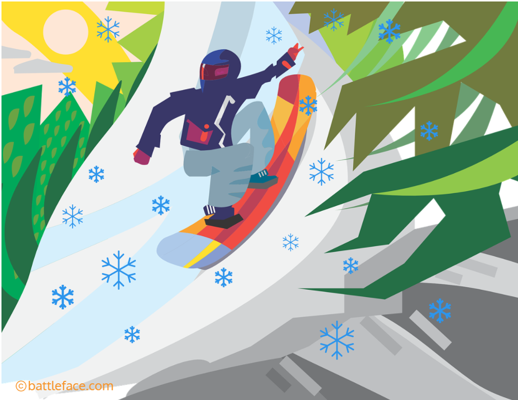 how to stay safe in an avalanche