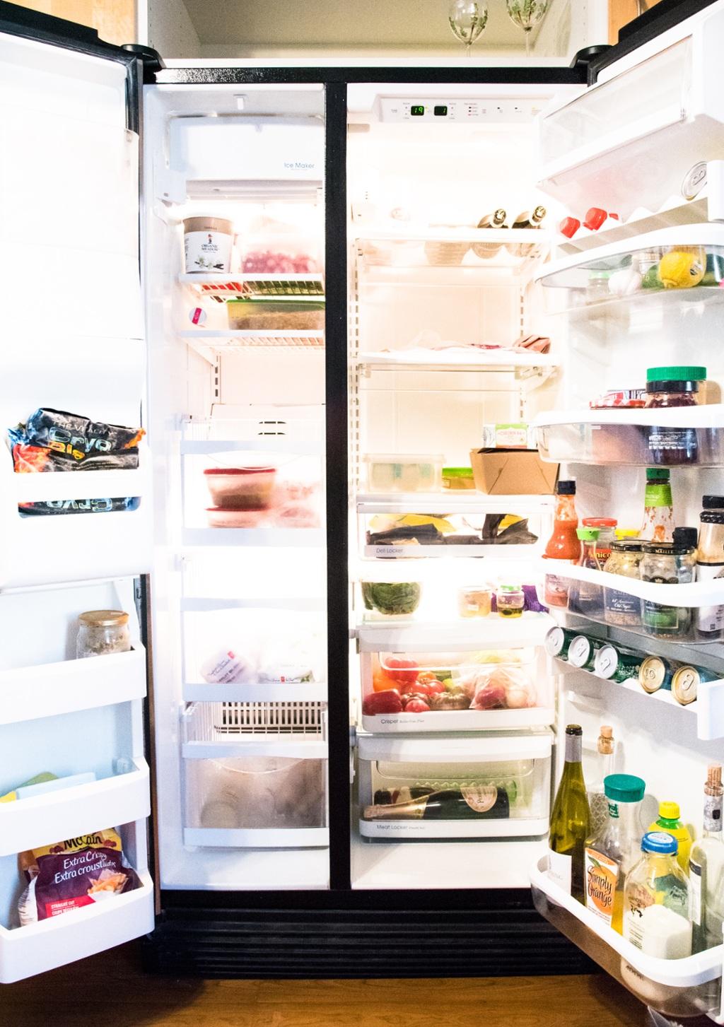 Kitchen Diaries: The five most-snooped-in chef\'s fridges of 2017