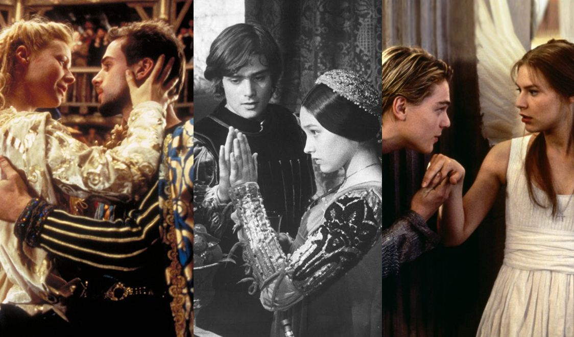 an analysis of the romeo and juliet in comparison to the west side story a play by william shakespea Everything you need to know about the genre of william shakespeare's romeo and juliet,  romeo and juliet / analysis /  the play's final scene (53) plus, romeo.