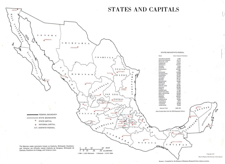 Economic Geography of the Porfiriato