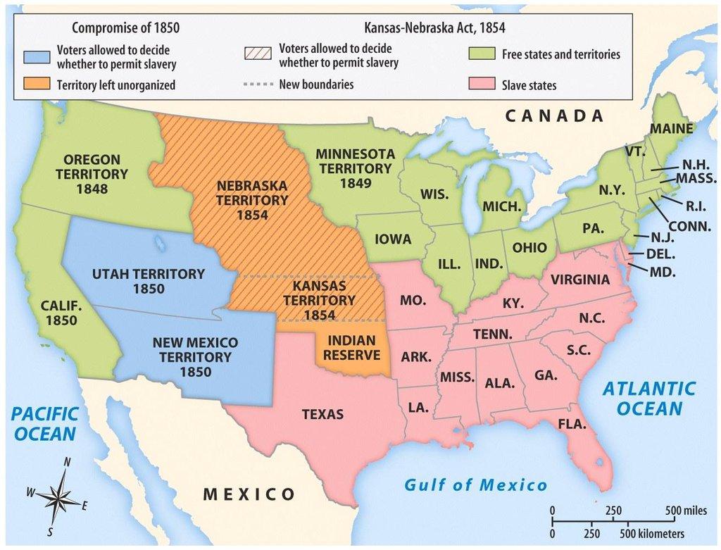 A Divided Nation - Social Studies