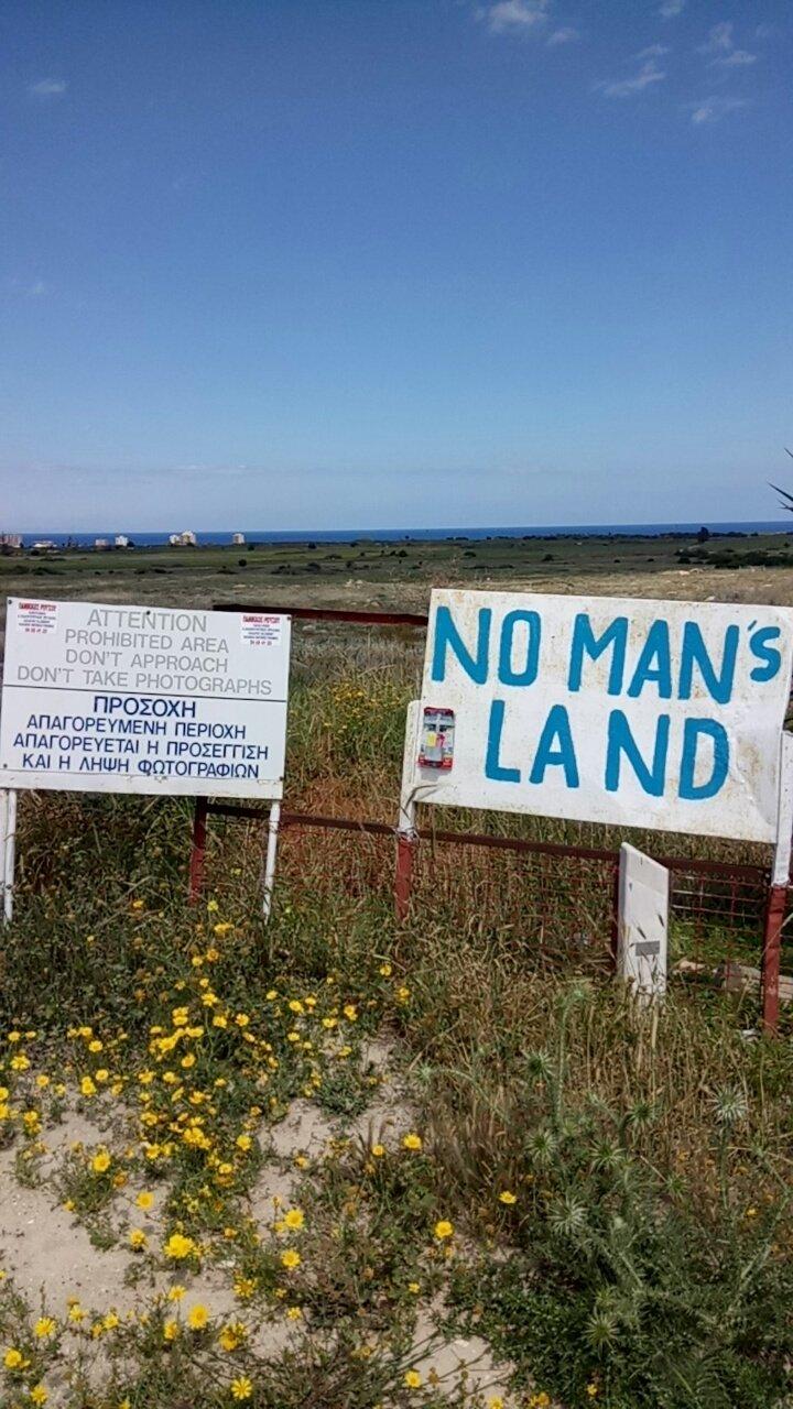 Le no man's land de Varosha