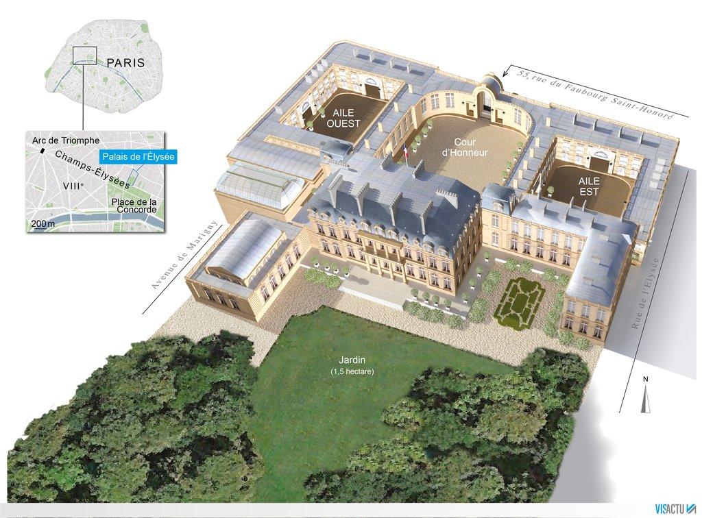 Le Palais De L U0026 39 Elys U00e9e Attend Son Nouveau Locataire  Visite