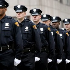my dream job as police officer My dream job presentation police officer employment prospects the work prospects will continue to be average because the.