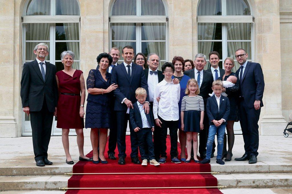 New French President Goodbye 2017