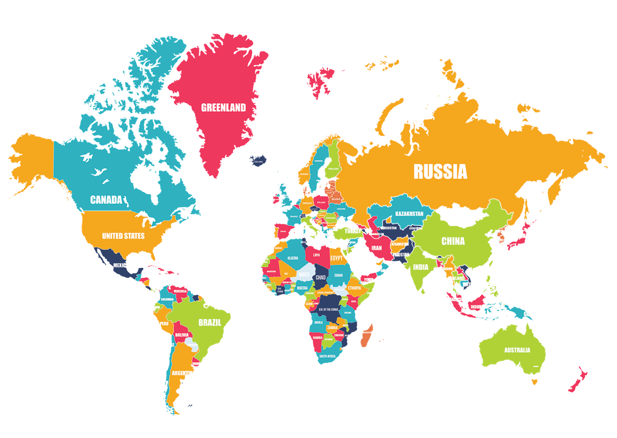 Remix of world map thinglink 9 months ago 14 gumiabroncs Image collections