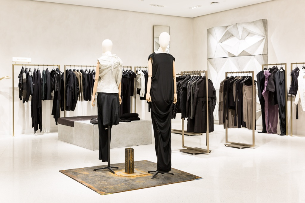 In Pictures: Manhattan's Saks Fifth Avenue opens The Advance