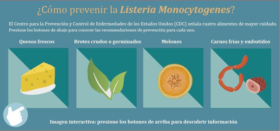 Listeria monocytogenes la rara pero agresiva bacteria for Programa de limpieza y desinfeccion en industria alimentaria