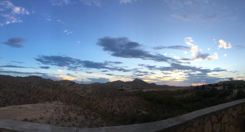 Explorando el desierto