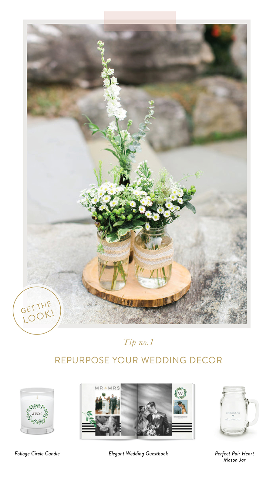 Shutterfly Home and Wedding Decor